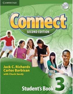 CONNECT 3 STUDENT'S BOOK WITH SELF-STUDY AUDIO CD 2ND EDITION