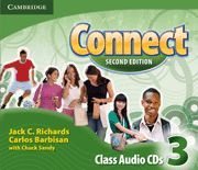 CONNECT LEVEL 3 CLASS AUDIO CDS (3) 2ND EDITION