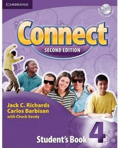 CONNECT 4 STUDENT'S BOOK WITH SELF-STUDY AUDIO CD 2ND EDITION