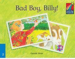 BAD BOY BILLY