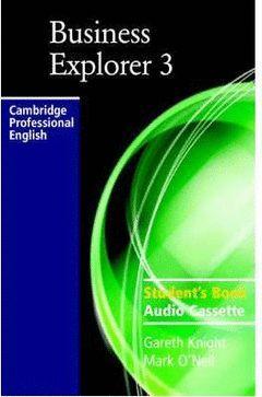 BUSINESS EXPLORER 3 AUDIO CD