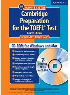 CAMBRIDGE PREPARATION FOR THE TOEFL TEST (CD ROM)