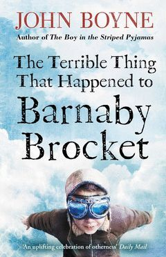 THE TERRIBLE THING THAT HAPPENED TO BARN