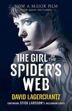 THE GIRL IN THE SPIDERWEB FILM TIE