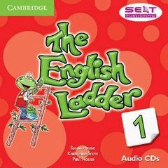 THE ENGLISH LADDER 1 AUDIO CDS (2)