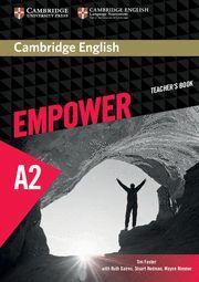 CAMBRIDGE ENGLISH EMPOWER ELEMENTARY TEACHERS BOOK