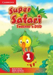 SUPER SAFARI LEVEL 1 TEACHER´S DVD