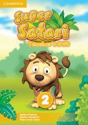 SUPER SAFARI LEVEL 2 TEACHER´S DVD