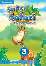 SUPER SAFARI LEVEL 3 TEACHER´S DVD