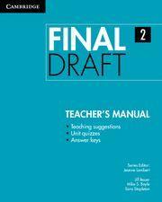 FINAL DRAFT 2 TEACHER