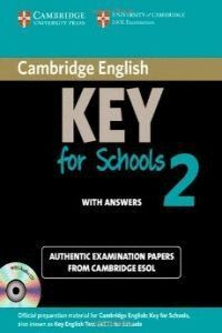 NEW CAMBRIDGE KET SCHOOLS 2 SELF STUDY PACK