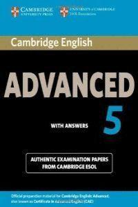 (5.ST+KEY).CAMBRIDGE ENGLISH ADVANCED (CAE CERTIFI