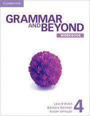 GRAMMAR AND BEYOND LEVEL 4 WORKBOOK