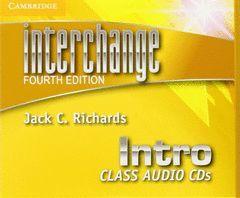 INTERCHANGE INTRO CLASS AUDIO CDS (3) 4TH EDITION