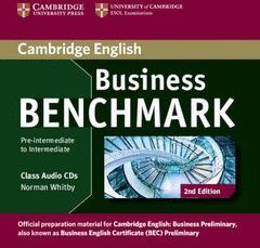 BUSINESS BENCHMARK PRE-INTERMEDIATE TO INTERMEDIATE BUSINESS PRELIMINARY CLASS A