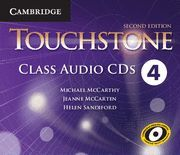 TOUCHSTONE LEVEL 4 CLASS AUDIO CDS