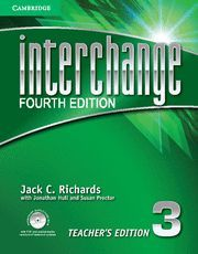 INTERCHANGE LEVEL 3 TEACHER'S EDITION WITH ASSESSMENT AUDIO CD/CD-ROM 4TH EDITIO