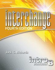 INTERCHANGE INTRO WORKBOOK B 4TH EDITION