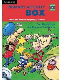 PRIMARY ACTIVITY BOX: GAMES AND ACTIVITIES FOR YOUNGER LEARNERS (CAMBRIDGE COPY