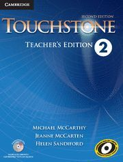 TOUCHSTONE LEVEL 2 TEACHER'S EDITION WITH ASSESSMENT AUDIO CD/CD-ROM 2ND EDITION