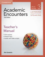 ACADEMIC ENCOUNTERS LEVEL 3 TEACHER'S MANUAL LISTENING AND SPEAKING 2ND EDITION