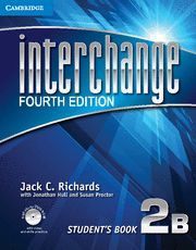 INTERCHANGE LEVEL 2 STUDENT'S BOOK B WITH SELF-STUDY DVD-ROM 4TH EDITION
