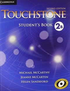 TOUCHSTONE LEVEL 2 STUDENT'S BOOK B 2ND EDITION