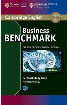 BUSINESS BENCHMARK PRE-INTERMEDIATE TO INTERMEDIATE BULATS AND BUSINESS PRELIMIN