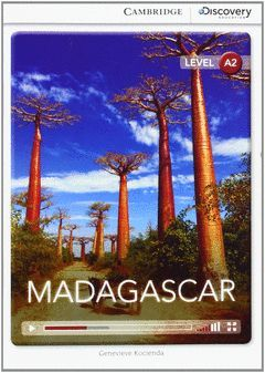 CAMBRIDGE DISCOVERY A2 - MADAGASCAR LOW INTERMEDIATE BOOK WITH ONLINE ACCESS
