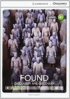 CAMBRIDGE DISCOVERY B1 - FOUND: DISCOVERY AND RECOVERY. BOOK WITH ONLINE ACCESS