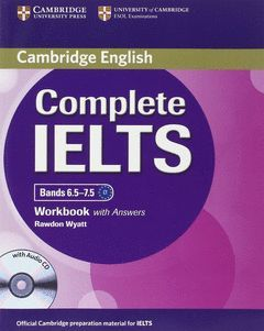 COMPLETE IELTS WORKBOOK WITH ANSWERS WITH AUDIO CD