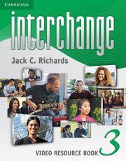 INTERCHANGE LEVEL 3 VIDEO RESOURCE BOOK 3RD EDITION