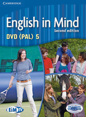 ENGLISH IN MIND LEVEL 5 DVD (PAL) 2ND EDITION