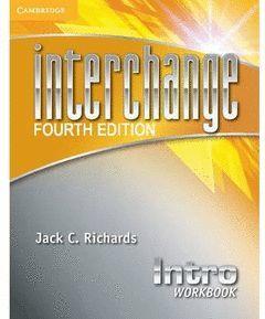 INTERCHANGE INTRO WORKBOOK 4TH EDITION