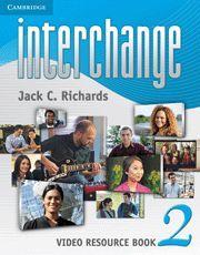 INTERCHANGE LEVEL 2 VIDEO RESOURCE BOOK 3RD EDITION
