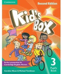 KID'S BOX LEVEL 3 PUPIL'S BOOK 2ND EDITION