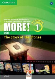 MORE! LEVEL 1 DVD 2ND EDITION