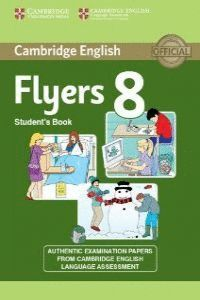 CAMBRIDGE YOUNG LEARNERS ENGLISH TESTS FLYERS 8