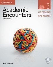 ACADEMIC ENCOUNTERS LEVEL 3 STUDENT'S BOOK LISTENING AND SPEAKING WITH DVD 2ND E