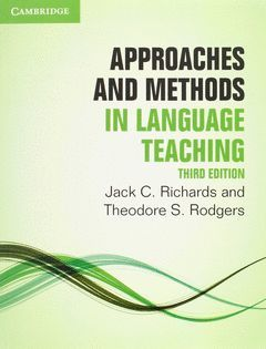 APPROACHES AND METHODS IN LANGUAGE TEACHING 3RD EDITION