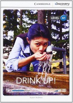 CAMBRIDGE DISCOVERY A1- DRINK UP! BEGINNING BOOK WITH ONLINE ACCESS