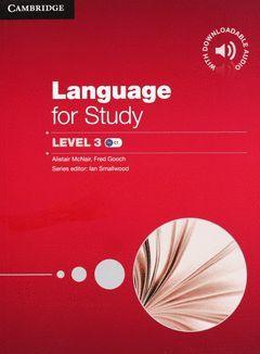 LANGUAGE FOR STUDY 3
