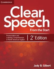 CLEAR SPEECH FROM THE START STUDENT'S BOOK 2ND EDITION