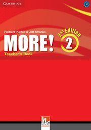 MORE! 2 (2ND ED.) TEACHER'S BOOK