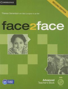 FACE2FACE. ADVANCED TEACHER´S BOOKS