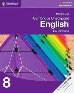CAMBRIDGE CHECKPOINT ENGLISH COURSEBOOK 8