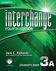INTERCHANGE LEVEL 3 STUDENT'S BOOK A WITH SELF-STUDY DVD-ROM 4TH EDITION