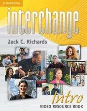 INTERCHANGE INTRO VIDEO RESOURCE BOOK 3RD EDITION