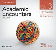 ACADEMIC ENCOUNTERS LEVEL 3 CLASS AUDIO CDS (3) LISTENING AND SPEAKING 2ND EDITI