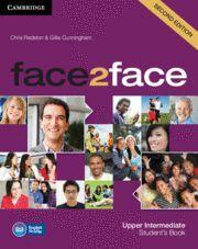 FACE2FACE UPP INT ALUMNO 2ED